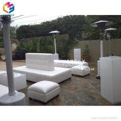 Modern Cum Sofa Bed with Diamond for Wedding/Banquet/Garden