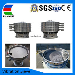 Rotary Vibrating Sieve Shaker for Screening Ceramic Slurry