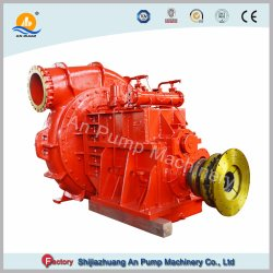 Horizontal Jet Centrifugal Cutter Suction Dredger River Sand Pump