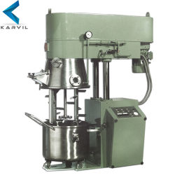High Viscosity Battery Slurry Double Planetary Mixer