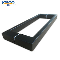 Good Price Classic Style Shower Room Glass Door Handles Stainless Steel 304 for Bathhouse