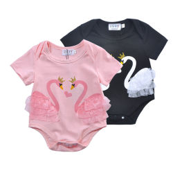 d84a98700 Bkd 100% Cotton Baby Romper Wholesale Baby Clothes Infant Baby Clothing
