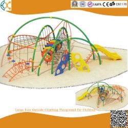 Outdoor Steel Climbing Structure for Children