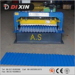 Corrugated Aluminum Metal Roof Tiles Making Machine for Wholesales