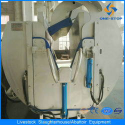 Cattle Slaughtering Abattoir Butcher Equipment and Processing Line