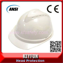 Ce En397/ANSI Z89.1 HDPE & ABS Hard Hats/ Safety Helmet