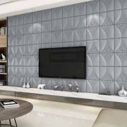 Supply Fashionable Style Made in China 3D Wallpaper Wall Bricks Wall Decoration