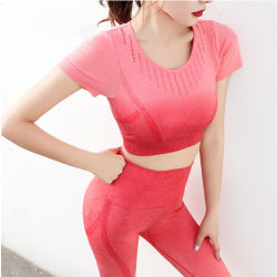 New Arrival High Quality Sports Wear Women's Yoga Sport Set