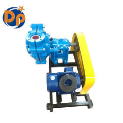 Slurry Pump Machine Made in China Price