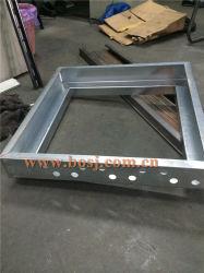 Fire Damper Frame Integrated Automatic Roll Forming Machine Saudi Arabia