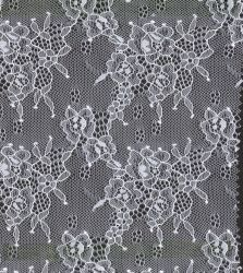 Flowery Lace Fabric for Luxury Lady's Lingerie Body Suit Nightgowns