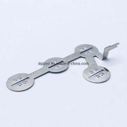 Custom Nickel Stamping Metal Tabs