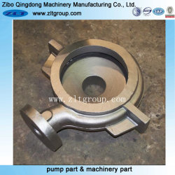 Sand Casting High Chrome Slurry Pump Body for Industry