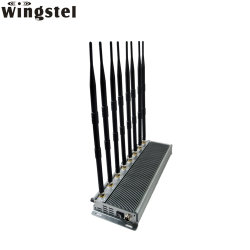 Adjustable high power gps wifi cellular signal jam - gps wifi jammer from china
