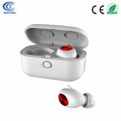 Universal Tws Invisible Sports Running Touch 5.0 Earphone True Wireless Headset Mini Bluetooth Headphone