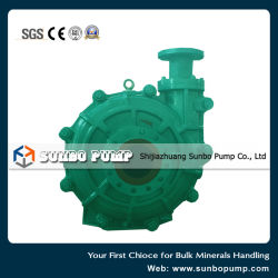 China Factory Supply Centrifugal Slurry Pump