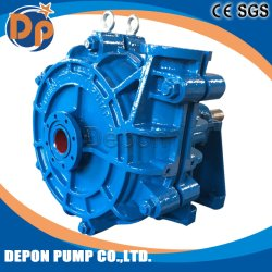 Electric Motor A05 Steel Anti-Abbrasive Slurry Pump