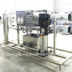 Water Treatment Reverse Osmosis System Plant for Filling Machines