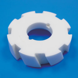 High Density Industrial Zirconia Ceramic Impellers for Slurry Pumps
