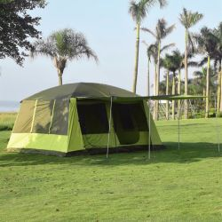 B2b Manufacturer Factory B2b Big Dome Tent for 8+ Persons Family Outdoor Camping