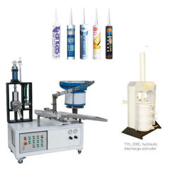 Hot Sale Adhesive Sealant Semi-Auto Cartridge Packaging Machine Filler
