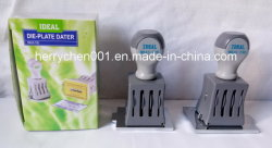 Die Plate Dater Rubber Stamp (SKY-070)