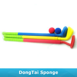 Wholesale Colorful Educational Toys Foam Golf Club Set