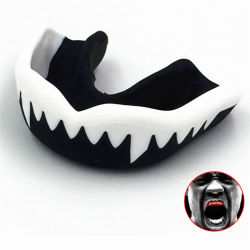 Professional Mouth Guard Teeth Guard for Sport Football Basketball Safety Tool