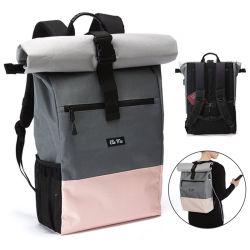 Leisure Laptop Computer Sport School Travel Outdoor USB Backpack