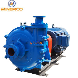 Zj (L) High Head Industry Centrifugal Mineral Slurry Pump Series Used in Coal Preparation Process
