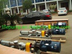 G Series High Viscosity Screw Slurry Transfer Mono Pump