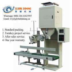 Global Shining Salt Packing Packaging Bagging Machine