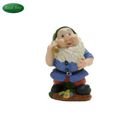 Genial Wholesale Resin Dwarf Gnomes Statue For Garden