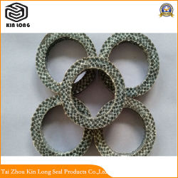 Carbon Fiber Packing Ring; High-Quality Carbonized Fiber Impregnated Graphite Packing Ring;