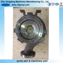 Titanium Chemical Centrifugal Water Pump Housing