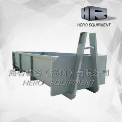 10m Outdoor Standard Bathtub Style Steel Hook Bin