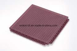100% Recycled Anti-Slip Multi-Sports No Smell Protection Rubber Matting