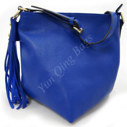 Genuine Leather Shoulder Handbag for Women Offer OEM Service