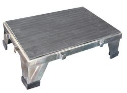 AG-Fs001 Stainless Steel Material Operating Room Fold Step Stool