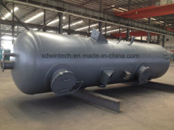 Shell and Plate Heat Exchanger