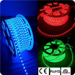 SMD 5050 RGB Flexible LED Color Changing Strips with ETL Approved