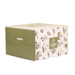 Custom Matte Black Simple Design Suit Packing Box