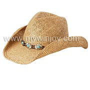 Concho Cowboy Hat / Promotional Straw Hat