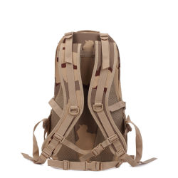 Outdoor Sports Equipment Leisure Backpack Multi-Functional Mountaineering and Cycling Military Tactics Camouflage Backpack