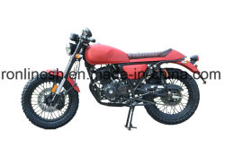 Euro 4 Compliant 125cc Efi Street Legal/Road Use Retro Motorcycle/Vintage Motorcycle/Cafe Racer Motorcycle/Classic Motorcycle/Caferacers Motorbike ECE/EEC/Coc