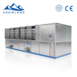 5 Tons/Day Commercial Tube/Flake/Block/Cube/Slurry Ice Maker/Ice Making Plant/Ice Machine with Ce Certificate