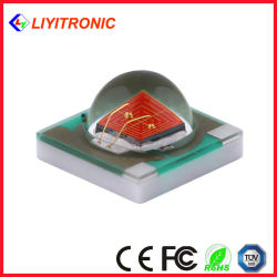 1W 593-595nm 40-50lm Yellow Ceramics SMD3535 High Power LED Diode