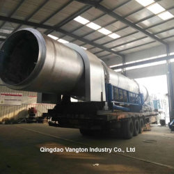 Stainless Steel 304 Disc Dryer for Waste and Slurry Chemicals
