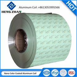 Cost Price Color Coated Aluminum Sheet Coil for Metal Building Material