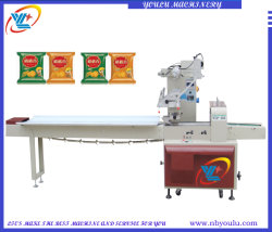 Manual Soap Pillow Packing Machine